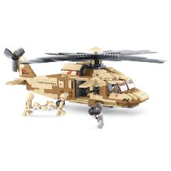 Sluban Black Hawk helikopter